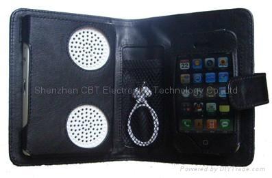 ipod/iphone音箱 2