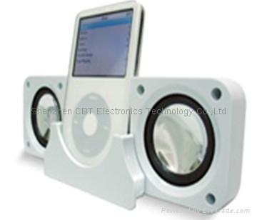 ipod/iphone音箱 5