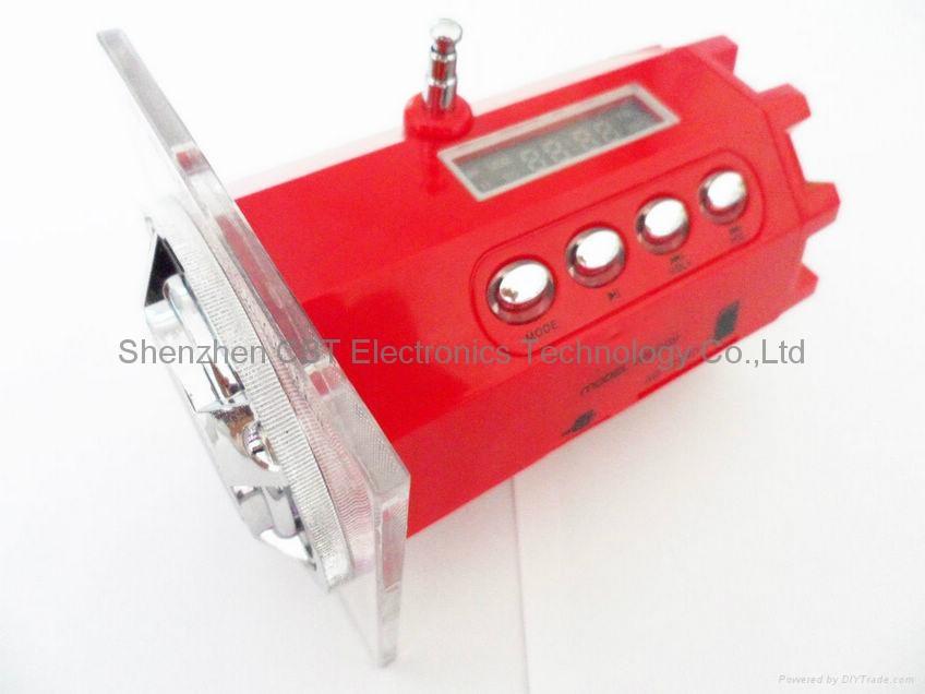 LED迷你便携高保真音响 1
