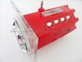 LED迷你便携高保真音响 2