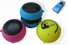 mini hamburg speaker for
