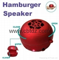 汉堡迷你礼品音箱 2