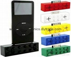 LEGO Ipod Mini Speaker
