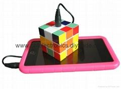 Supply music magic cube speaker for Mobile & PC