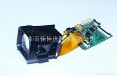 單目微型顯示器模組大畫面JQ810