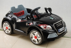 Ride on car Audi