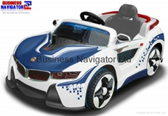 BMW Concept Style Ride On Car