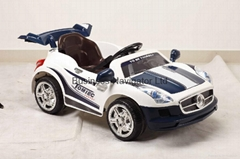 Mercedes Children Remote Battery Car
