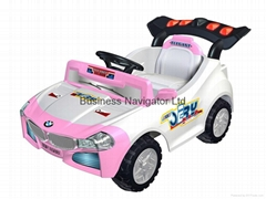 BMW Electric Remote Kids Ride On Car