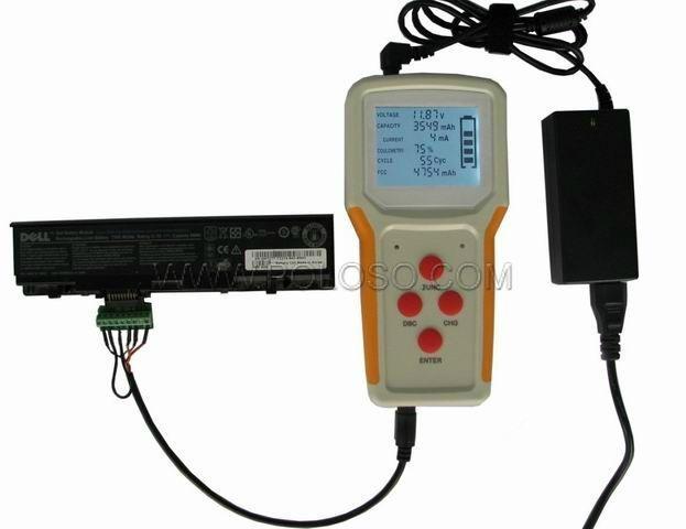 笔记本电池测试仪 2
