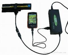 External Laptop Battery Charger & Universal Laptop Adapter