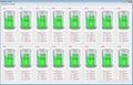 16-channel Intelligent laptop battery test machine 4