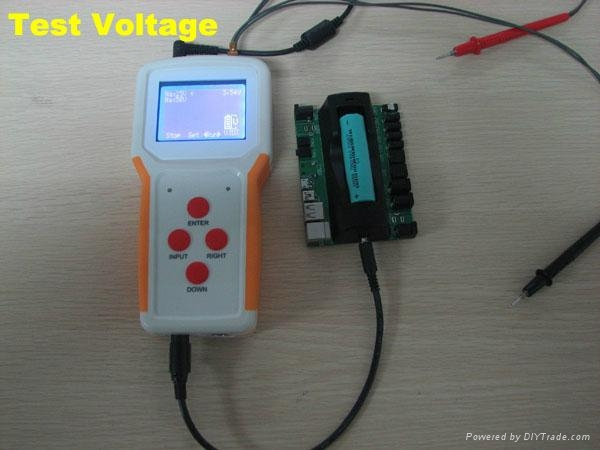 通用电池测试仪移动电源测试仪 3