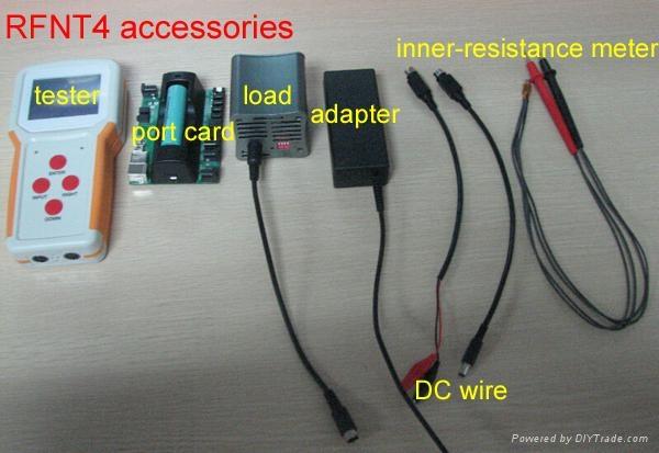 通用电池测试仪移动电源测试仪 5