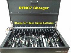 16 通道笔记本电池外置充电器 多通道