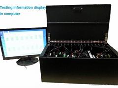 16 通道筆記本電池測試儀器