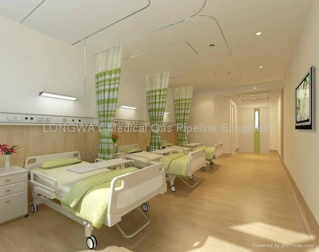 Hospital Cubicle Curtain Lw Ctn 260 Longway China