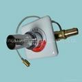 German Gas Outlet DIN
