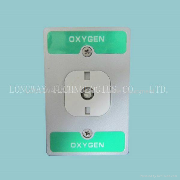 Ohmeda Gas Outlet 3