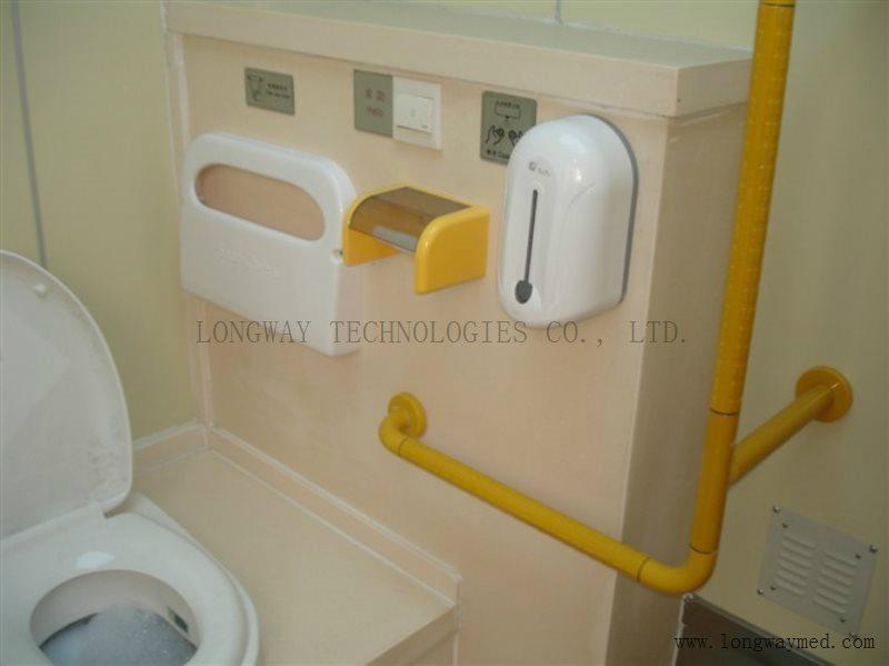 Left hand LW-NRL-90 Handrail