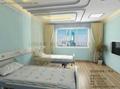 bleached white Hospital Bed Linen (bed sheet, pillow case duvet cover) 2