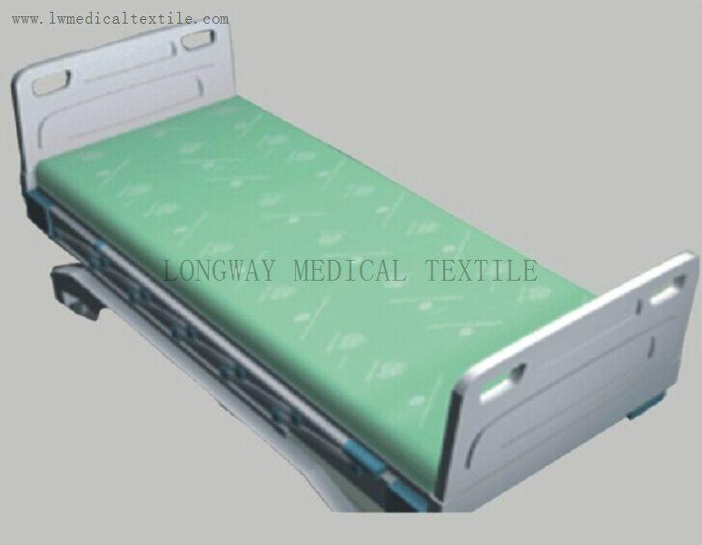 Hospital Bed Linen of pure colors 1