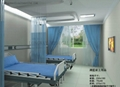 Hospital Bed Linen of pure colors 4