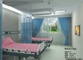 Hospital Bed Linen of pure colors