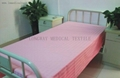 satin stripes Hospital Bed Linen  3