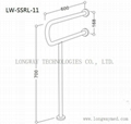 LW-SSRL-11 Stainless Steel Hand Rail