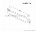 LW-SSRL-14 Stainless Steel Hand Rail