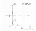 LW-SSRL-17 Stainless Steel Grab Bar 2