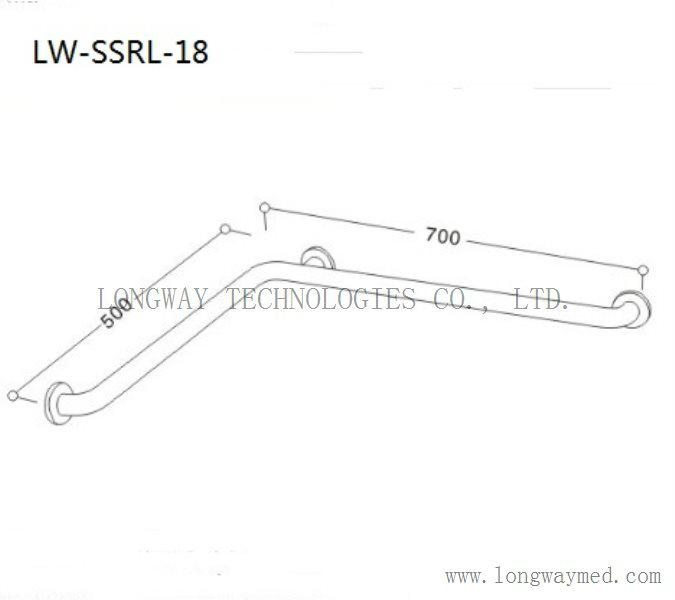LW-SSRL-18 Stainless Steel Hand Rail 2