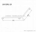 LW-SSRL-19 Stainless Steel Hand Rail