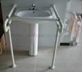 LW-SSRL-75 Stainless Steel Hand Rail for bathroom basin 3