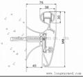 LW-RL-143 Hospital handrail 3