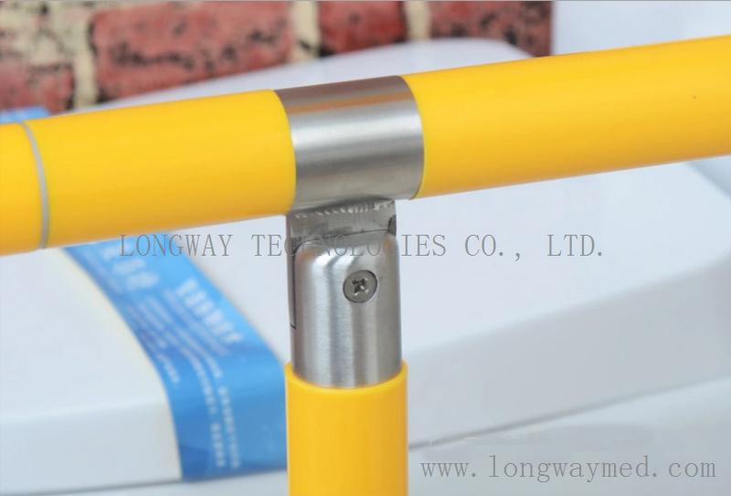 LW-NRL-UT3 Foldable handrail - joint
