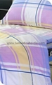 checked Hospital Bed Linen (bed sheet, pillow case and duvet cover) 2