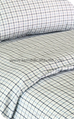 checked Hospital Bed Linen (bed sheet, pillow case and duvet cover) 4