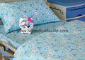 Hospital Bed Linen with carton design