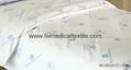 bleached white Hospital Bed Linen (bed sheet, pillow case duvet cover) 5