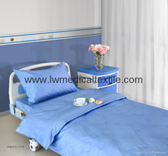 Hospital Bed Linen of p