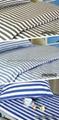 CVC stripes Hospital Bed Linen (bed sheet pillow case duvet cover)