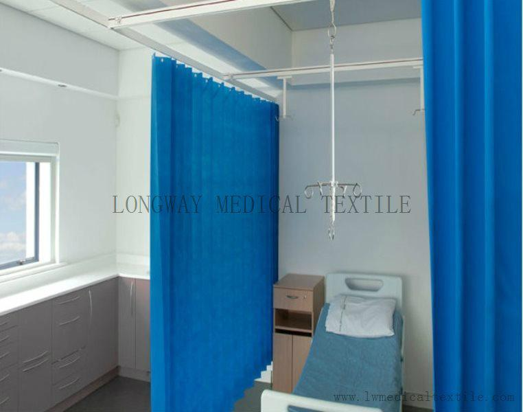 Disposable hospital Cubicle Curtain 2