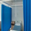Non-woven Disposable Recyclable Hospital Cubicle Curtain 1