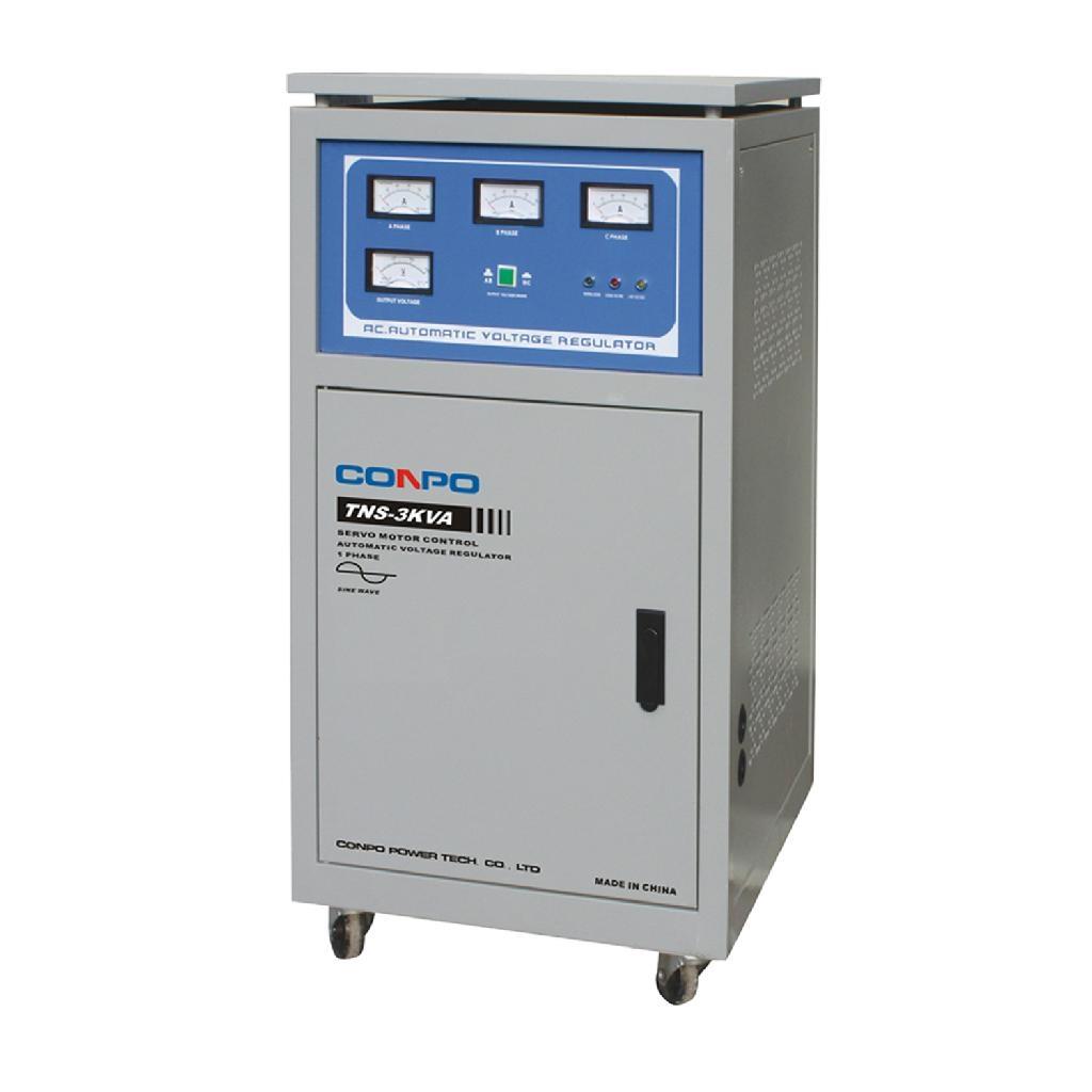 Servo tyoe Automatic Voltage Regulator  3