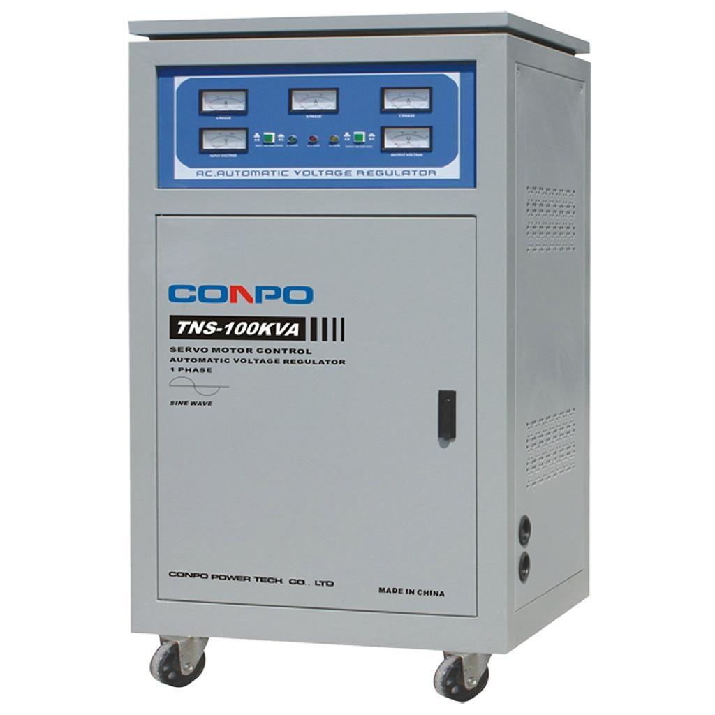 Servo tyoe Automatic Voltage Regulator  5