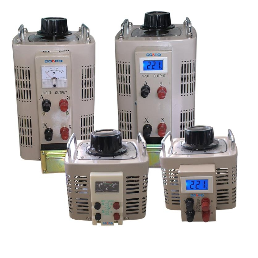 Contact Variable Transformer 1phase 10KVA 1
