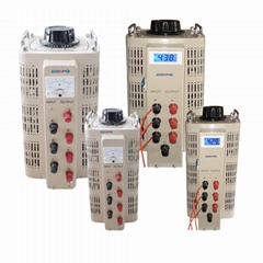 Contact Voltage stabilizer Variable Transformer 3phase