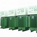Oil type immersed Induction Voltage Stabilizer regulator TNSJA-II-500KVA 2